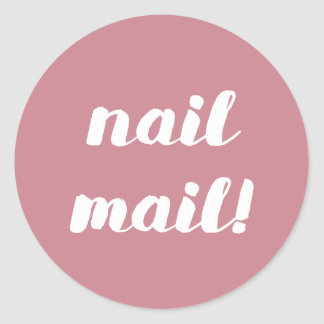 Nail Mail! Rose stickers
