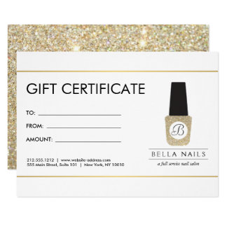 %name Top Result 70 Unique Nail Gift Certificate