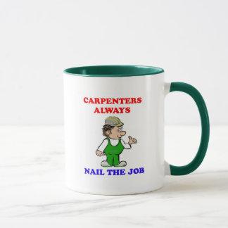 Nail the Job Mug