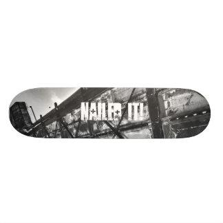 Nailed it Skateboard Deck