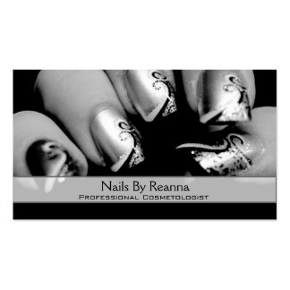 Nails By Reann V2 Pack Of Standard Business Cards