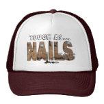 NAILS MESH HAT