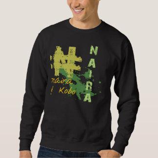 Naira Grunge Sign T Shirt
