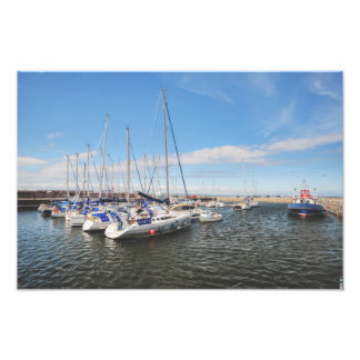 Nairn Harbour Photo Print