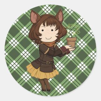 Naitlya Chibi Sticker