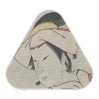 Nakamura Noshio II as Tonase, 1795 Speaker