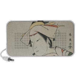 Nakamura Noshio II as Tonase, 1795 iPhone Speaker