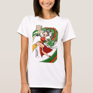 Nakano bloom lotus (Japanese) English story T-Shirt