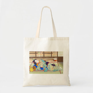 Nakazawa Hiromitsu Inn at Gion japan japanese lady Tote Bag