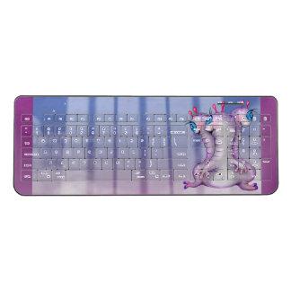 NAKIDOLEA ALIEN MONSTER Custom Wireless Keyboard