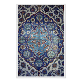 Nakkashi Patterns Poster