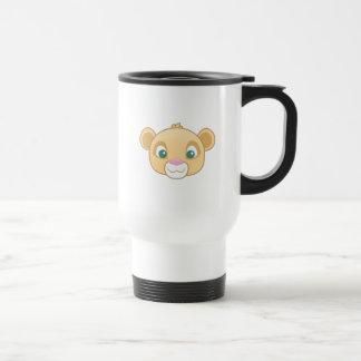 Nala Emoji Travel Mug