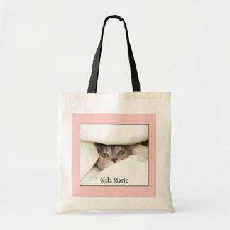 Nala Marie Tote Bag