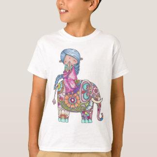 Nalini the small Hindu woman T-Shirt