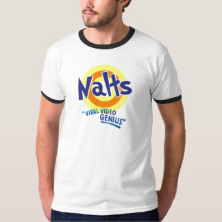 Nalts Viral Video Genius T-Shirt