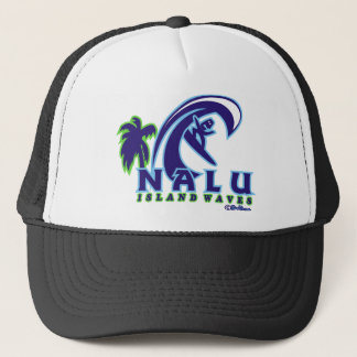 NALU01 Island Waves Product Trucker Hat