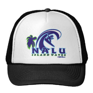 NALU01 Island Waves Product Trucker Hat