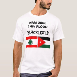 NAM 2006 14th floor blacklist T-Shirt