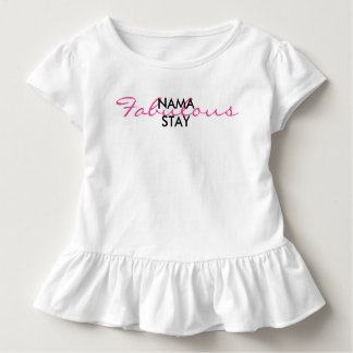 """Nama Stay Fabulous"" dress"