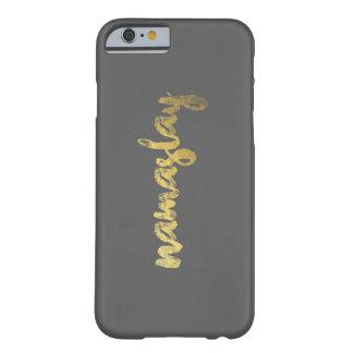 Namaslay Grey Phone Case