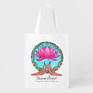 Namaslime reusable bag