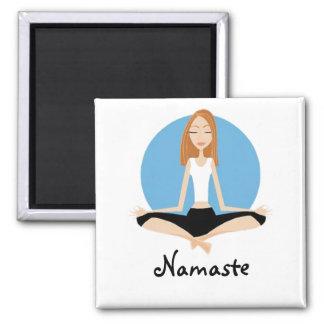 Namaste5- Magnet