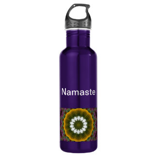 Namaste 32 oz. 710 ml water bottle