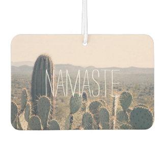 Namaste - Arizona Cacti | Car Air Freshener