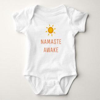 Namaste Awake Baby Bodysuit