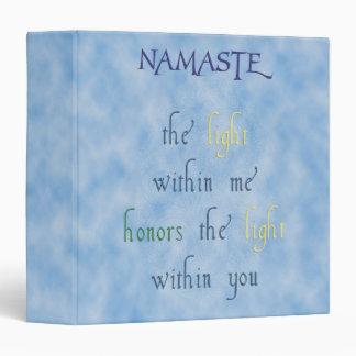 Namaste Binder