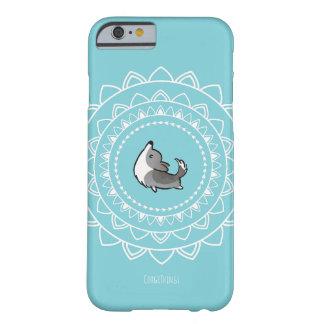 Namaste Blue Merle Corgi Phone Case