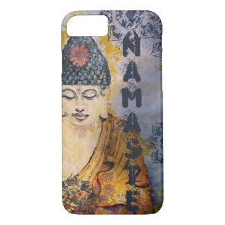 Namaste Buddha Art Phone Case