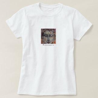 Namaste Buddha Watercolor T-Shirt