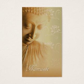 Namaste Business Card