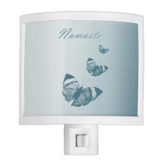 Namaste Butterflies Night Lights
