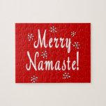 Namaste Christmas Jigsaw Puzzles