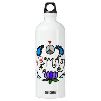 Namaste Doodles Water Bottle