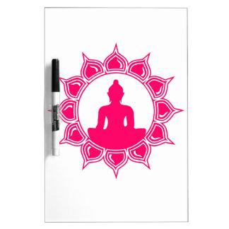 Namaste Dry Erase Board