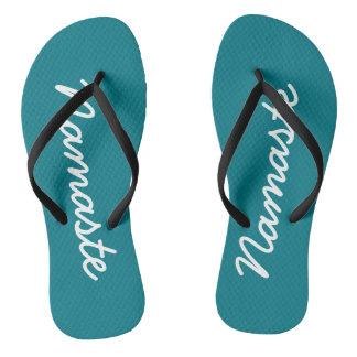 Namaste Flip Flops