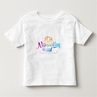 Namaste Funny Quote Toddler Tee