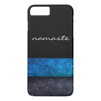 namaste galaxy iPhone 8 plus/7 plus case