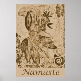 "Namaste Goddesses Lithograph 24"" x 36"" Poster"