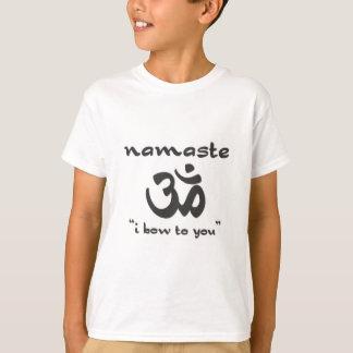 Namaste - I Bow To You T-Shirt