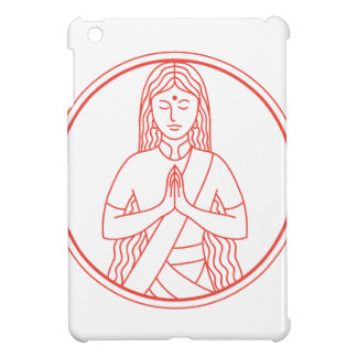Namaste  Icon Cover For The iPad Mini