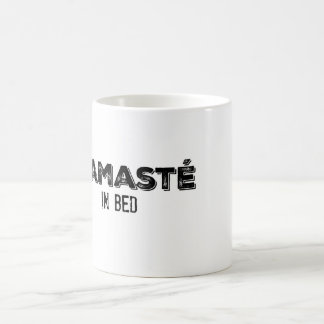 Namasté in Bed Mug