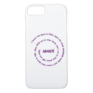 Namaste' iPhone 7 Case