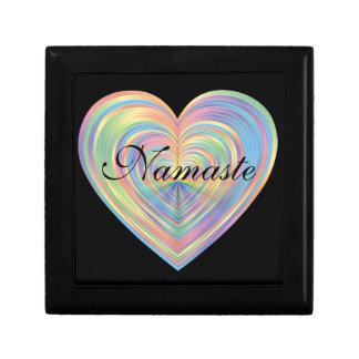 Namaste Jewelry Box