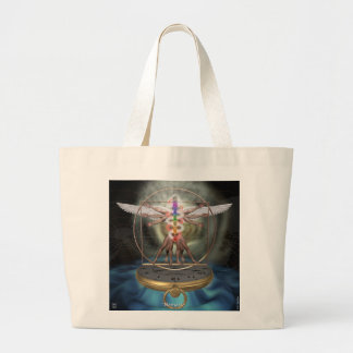 """""""Namaste"""" Jumbo Bag"""