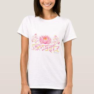 Namaste lotus new T-Shirt