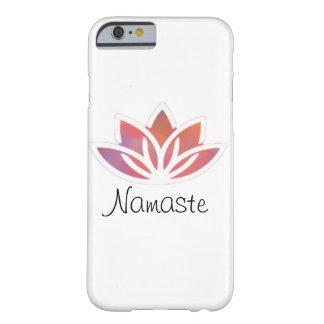 Namaste Lotus Phone Case